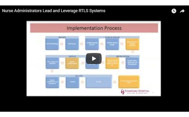 Nurse Administrators Lead and Leverage RTLS Systems