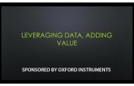 HTM Explores 'Leveraging Data'