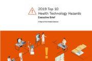 Cyber Threats Top ECRI Institute's 2019 Health Technology Hazards