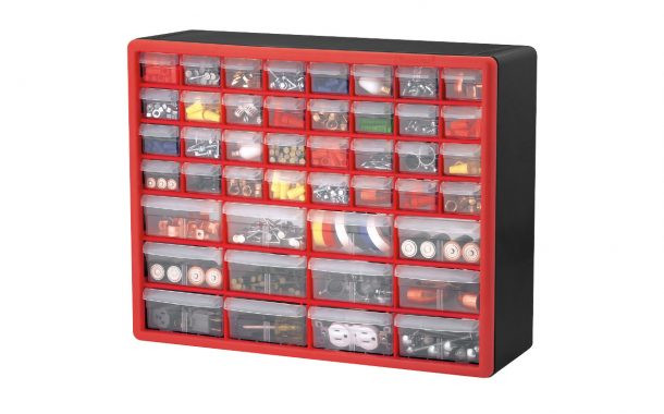 Tools of the Trade: Akro-Mils Plastic Storage Cabinets