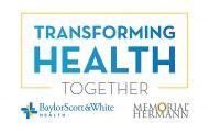 Baylor Scott & White Health, Memorial Hermann Health System Plan Combined Health System