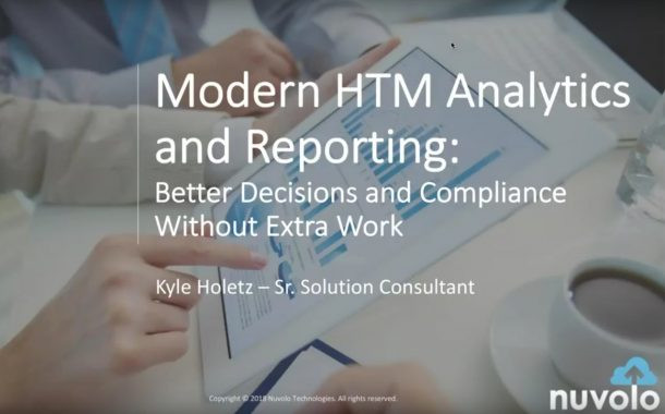 Modern HTM Analytics and Reporting – Better Decisions and Compliance Without Extra Work!