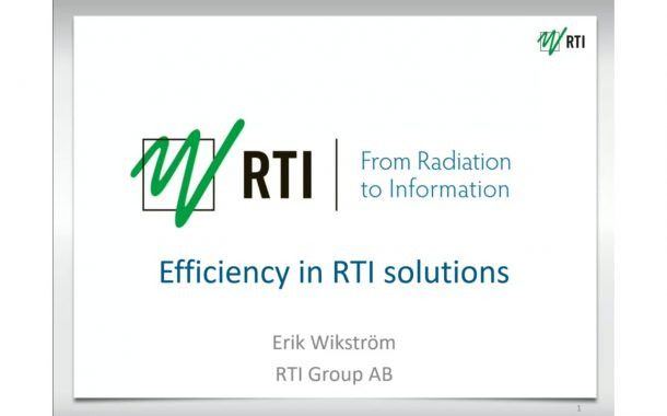 Efficiency In RTI Solutions