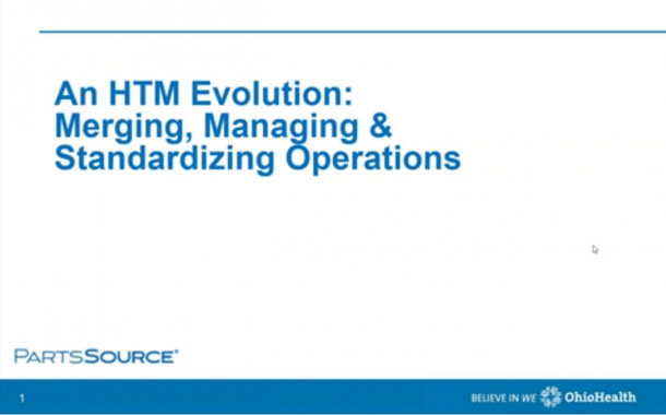An HTM Evolution: Merging, Managing and Standardizing Operations