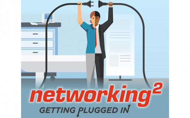 Networking Squared: Getting Plugged In