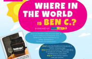 [Sponsored] Where in the World is Ben C.? - February 2019