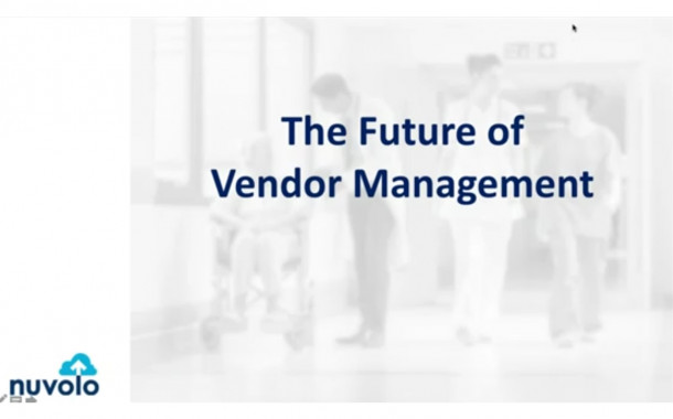WEBINAR: Expert Shares Vendor Management Tips