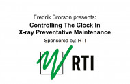 Controlling the Clock in X-Ray Preventative Maintenance