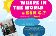 Where in the World is Ben C.? [Sponsored by MedWrench]