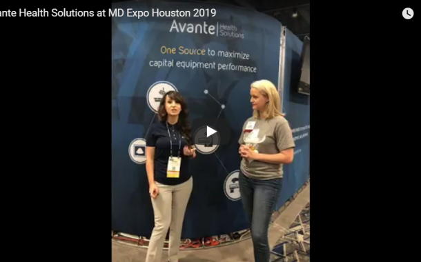 Avante Health Solutions at MD Expo Houston 2019
