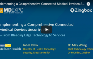 Implementing a Comprehensive Connected Medical Devices Security Plan