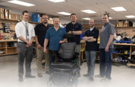 Department of the Month: The Intermountain Homecare Home Medical Equipment Specialty Wheelchair Shop