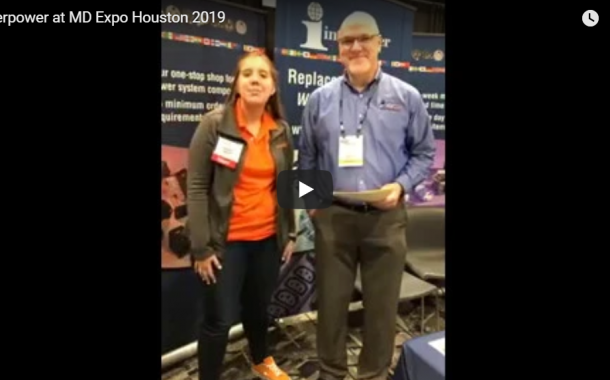 Interpower at MD Expo Houston 2019