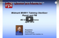 A Primer on Tabletop Sterilizer Repair & Maintenance