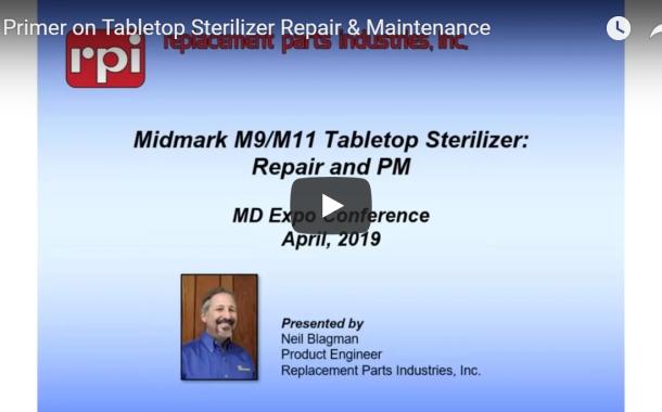 A Primer on Tabletop Sterilizer Repair & Maintenance