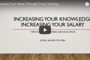 Increasing Your Value Through Cross-Training