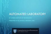 Automated Laboratory Equipment