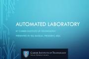 Automated Laboratory Equipment