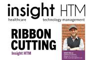 Ribbon Cutting: Insight HTM
