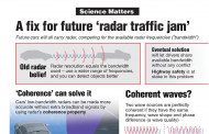 A fix for future 'radar traffic jam'