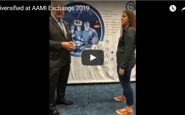 Diversified at AAMI Exchange 2019