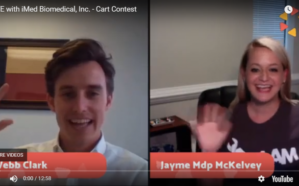 LIVE with iMed Biomedical, Inc. - Cart Contest