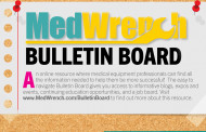 [Sponsored] MedWrench Bulletin Board - July 2019