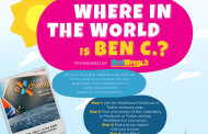 [Sponsored by MedWrench] Where in the World is Ben C.?