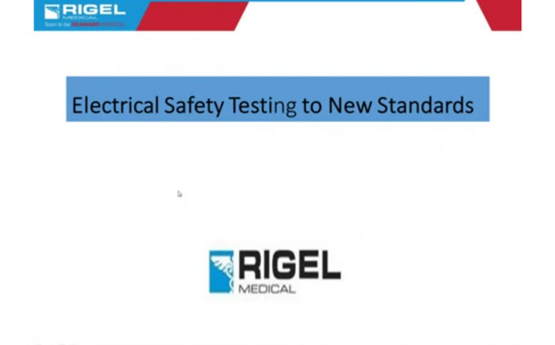 Electrical Safety Testing to New Standards