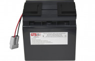 GTS Launches Replacement Battery Line for UPS Systems