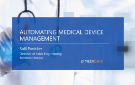 Webinar Explores Automating Medical Device Management