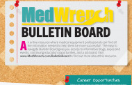[Sponsored] MedWrench Bulletin Board - November 2019