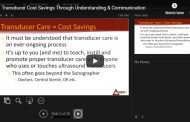 Transducer Cost Savings Through Understanding & Communication