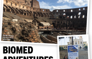 Biomed Adventures: Intern in Rome