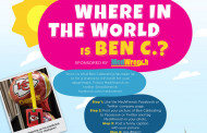[Sponsored] Where in the World is Ben C.?