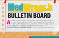 [Sponsored] MedWrench Bulletin Board - March 2020