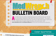 [Sponsored] MedWrench Bulletin Board May 2020