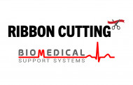 Ribbon Cutting: Biomedical Support Systems