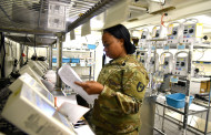 Medical Equipment Specialists Key in Army's Response to COVID-19