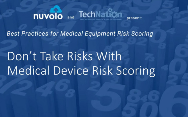 Experts Discuss Medical Device Risk Scoring