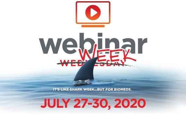 Webinar Week Exceeds Expectations