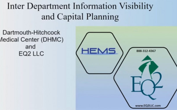 Interdepartment Information Visibility and Capital Planning