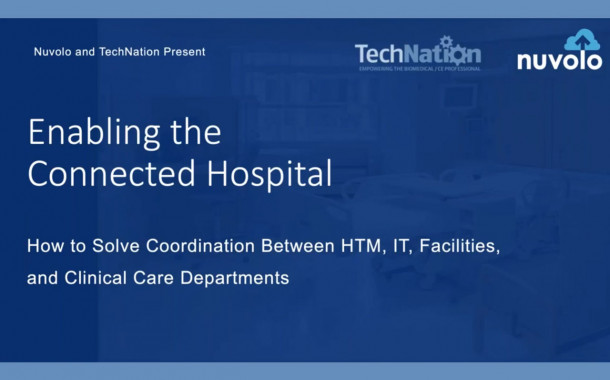Webinar Explores the 'Connected Hospital'