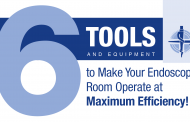 [Sponsored] 6 Tools and Equipment to Make Your Endoscopy Room Operate at Maximum Efficiency
