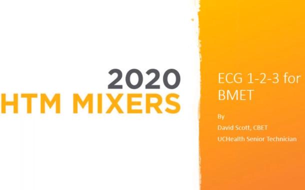 ECG 1-2-3 for BMET