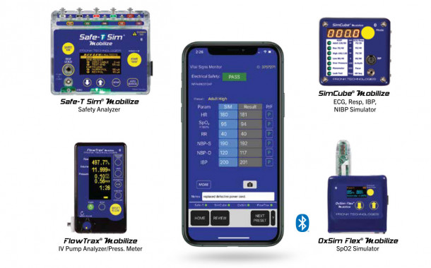 Pronk Technologies Mobilize - Wireless, Automated Test Equipment