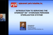 Introduction to Servicing the Sterrad® NX™ Hydrogen Peroxide Sterilization System