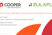 RTLS for Multiple Industries and Contact Tracing