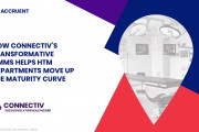 HOW CONNECTIV'S TRANSFORMATIVE CMMS HELPS HTM DEPARTMENTS MOVE UP THE MATURITY CURVE