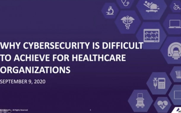 Webinar Addresses Cybersecurity Difficulties